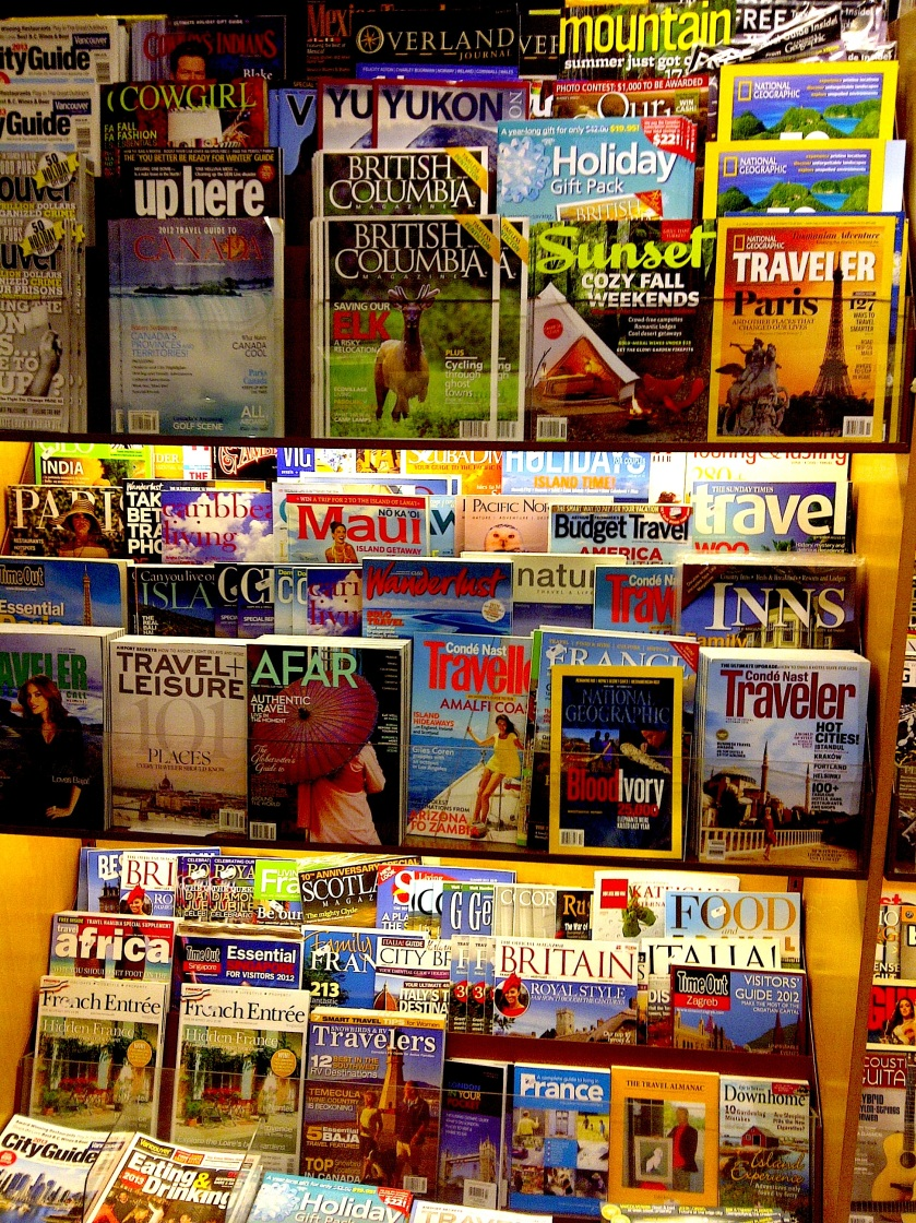 ten publishers that want your travel writing now!