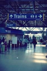 Via Rail Station, Ottawa Canada