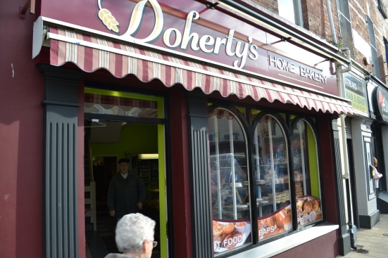 Doherty's in Derry