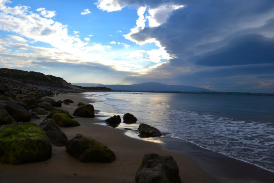Sligo Beach Sunset