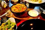 Ubiquitour green curry