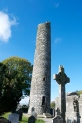 Round Tower and Cross,