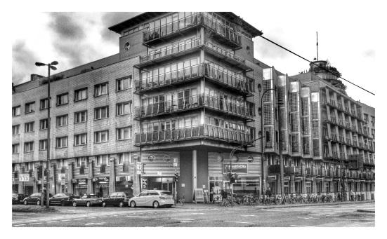 Cologne corner