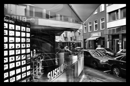 Sushi Restaurant in Cologne